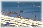 A poca distanza dall'estuario del Tronto, la spiaggia di Martinsicuro e' la piu' settentrionale del litorale abruzzese